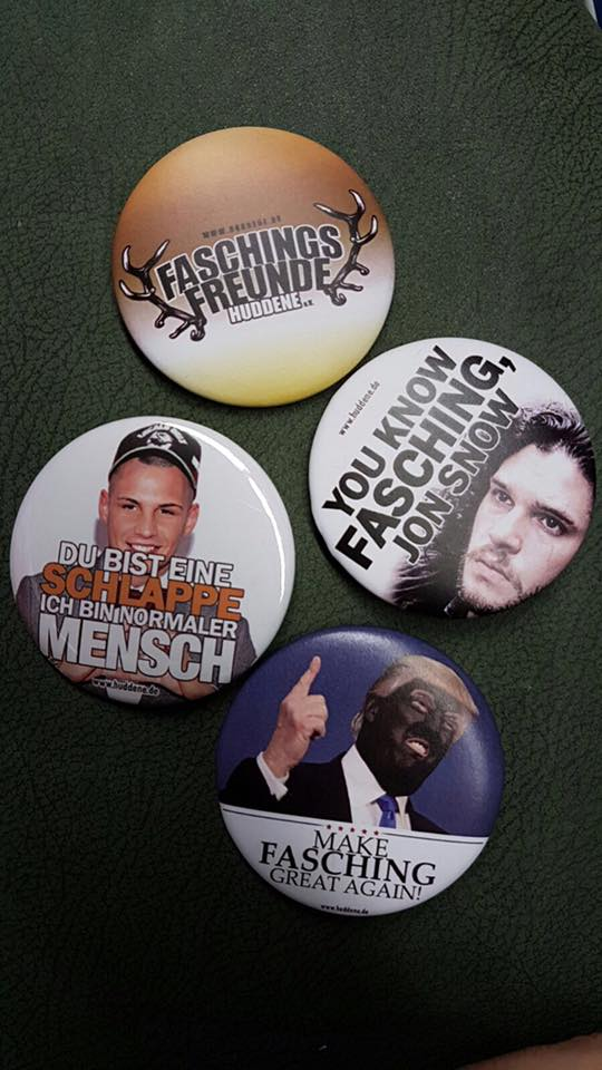 Buttons 2017