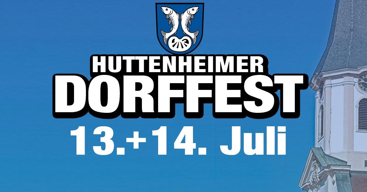 Huttenheimer Dorffest